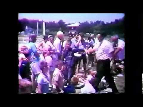 Stafford Founders Day Parade 1968 - no sound