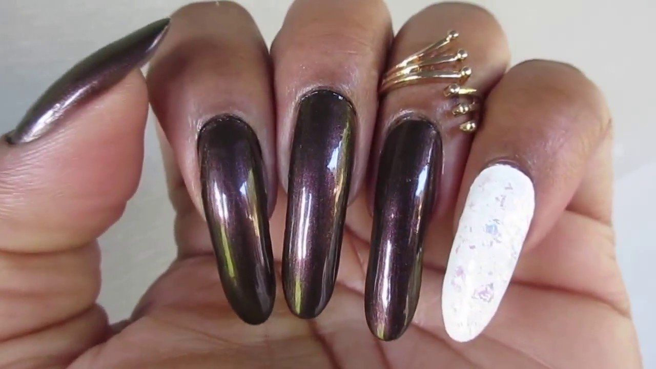 Bronze Nails In Motion