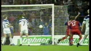 DFB-Pokal Bayern - Schalke 1993 alle Tore