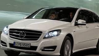 Roadfly.com - 2011 Mercedes-Benz R-Class