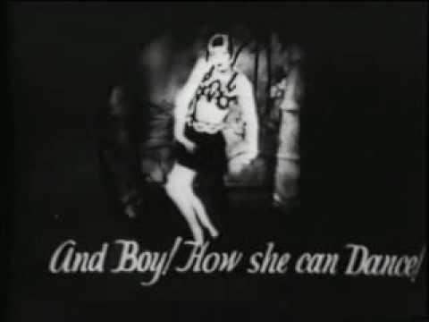 Broadway Babies - Trailer - 1929 - Alice White