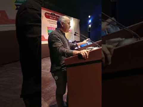 Manish Sisodia's Address to Educators and Social Workers of Madhya Pradesh in Indore