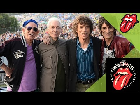 The Rolling Stones - Backstage at Glastonbury - One More Shot