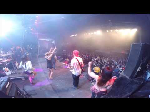 Download The Neverminds - 'Lithium', Live @ Amnesia Rockfest