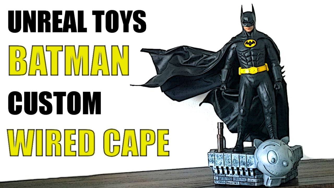 osw.zone Batman Returns wired cape on Batman '89. Review by Dean Knight. Check out his Yo...