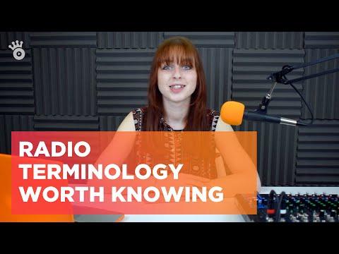 Radio Terminology Worth Knowing 🗒️