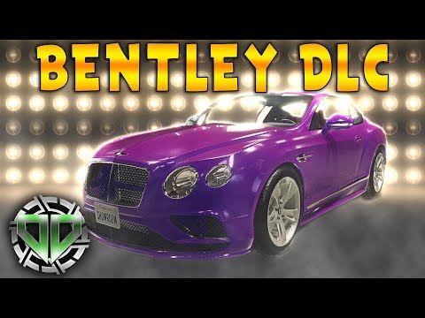 Bentley DLC : Car Mechanic Simulator 2018 Gameplay : PC Lets Play