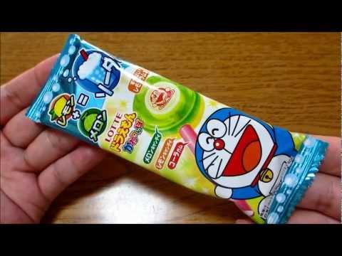 ロッテ ドラえもん かわりんぼ doraemon Gum  Candy  Đôrêmon