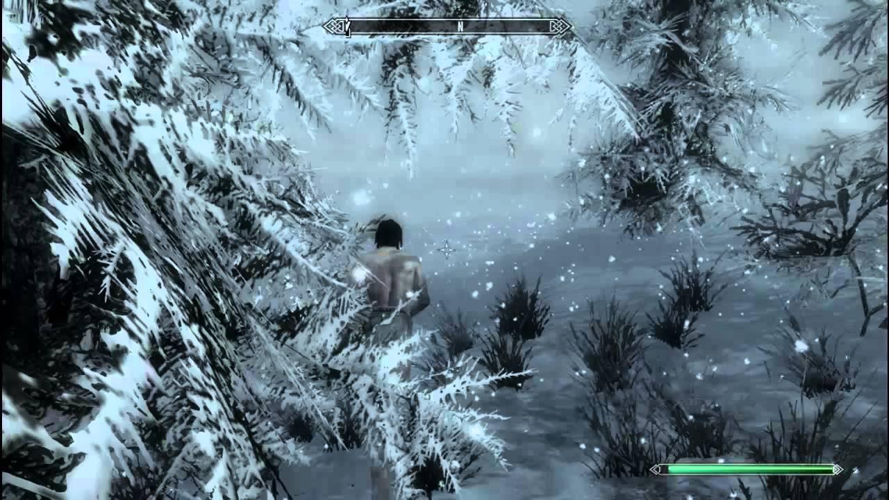 Скачать мод для скайрим frostfall