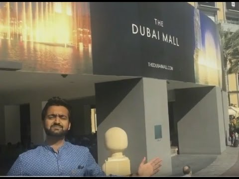 Consumer Behaviour Project @ Dubai Mall