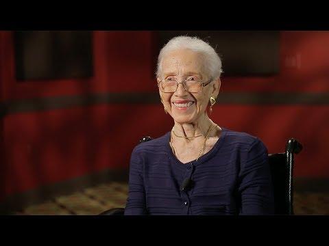 Katherine Johnson Interview, Sept. 2017