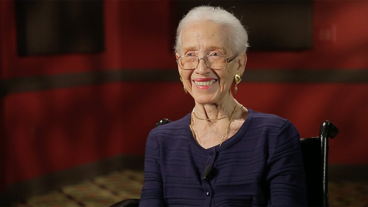Katherine Johnson Interview, Sept. 2017