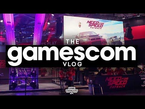 THE GAMESCOM VLOG