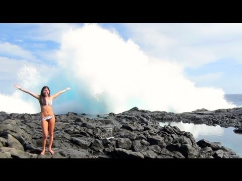 LOCAL HAWAII TIDE POOL HIKE - Life After College Vlog: Ep. 128