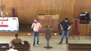 Escola Bíblica Dominical - 31/01/2021