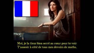 Laura Pausini La Solitudine Version Française Par Claire Dodin