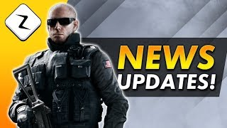 Epic News Video! Phantom Sight! - Rainbow Six Siege