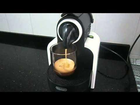 Капсульная кофемашина DeLonghi EN 97.W Nespresso Essenza