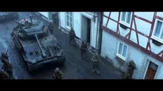 'Ярость' Официальный трейлер # 2 (2014) - Брэд Питт, Дэвид Эйер война Трейлер HD