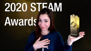 Our selections for the 2020 STEAM Awards