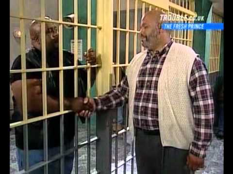 Will and uncle phil get out of jail