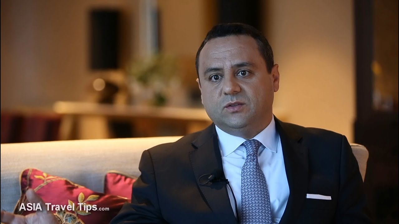 Tourism in Almaty - The Ritz-Carlton, Almaty Interview with GM - HD