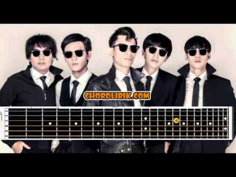 The Changcuters Maen Serong Cover