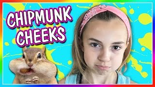 SHE'S OUR LITTLE CHIPMUNK NOW | We Are The Davises