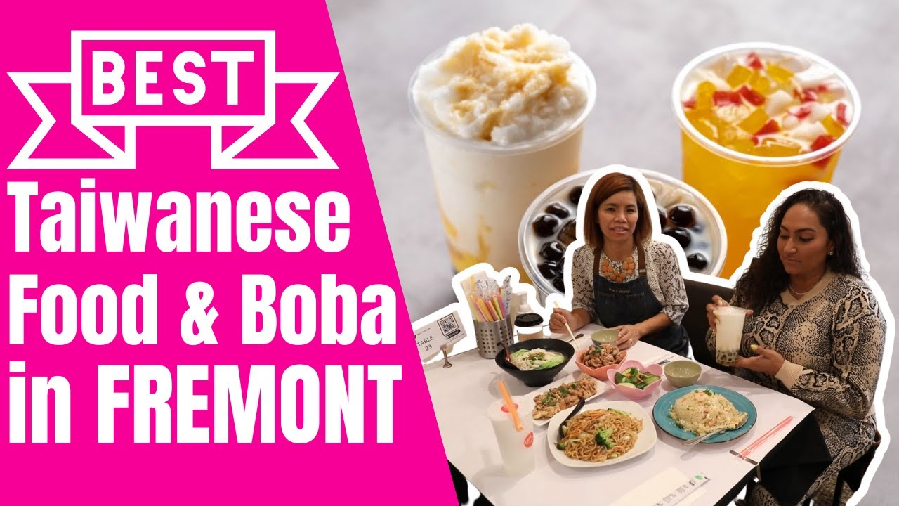 The Best Taiwanese Food & Boba in Fremont   Milk and Honey Cafe ...