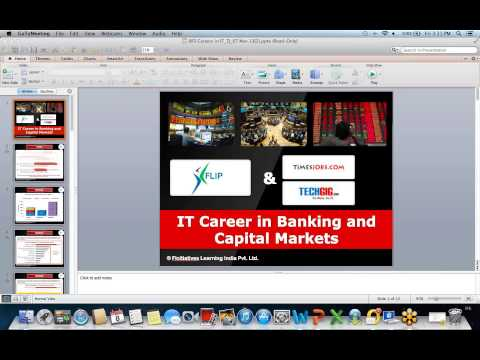 IT Careers in Banking Capital Markets