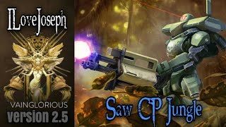 ILoveJoseph | Saw CP Jungle - Vainglory hero gameplay from a pro player