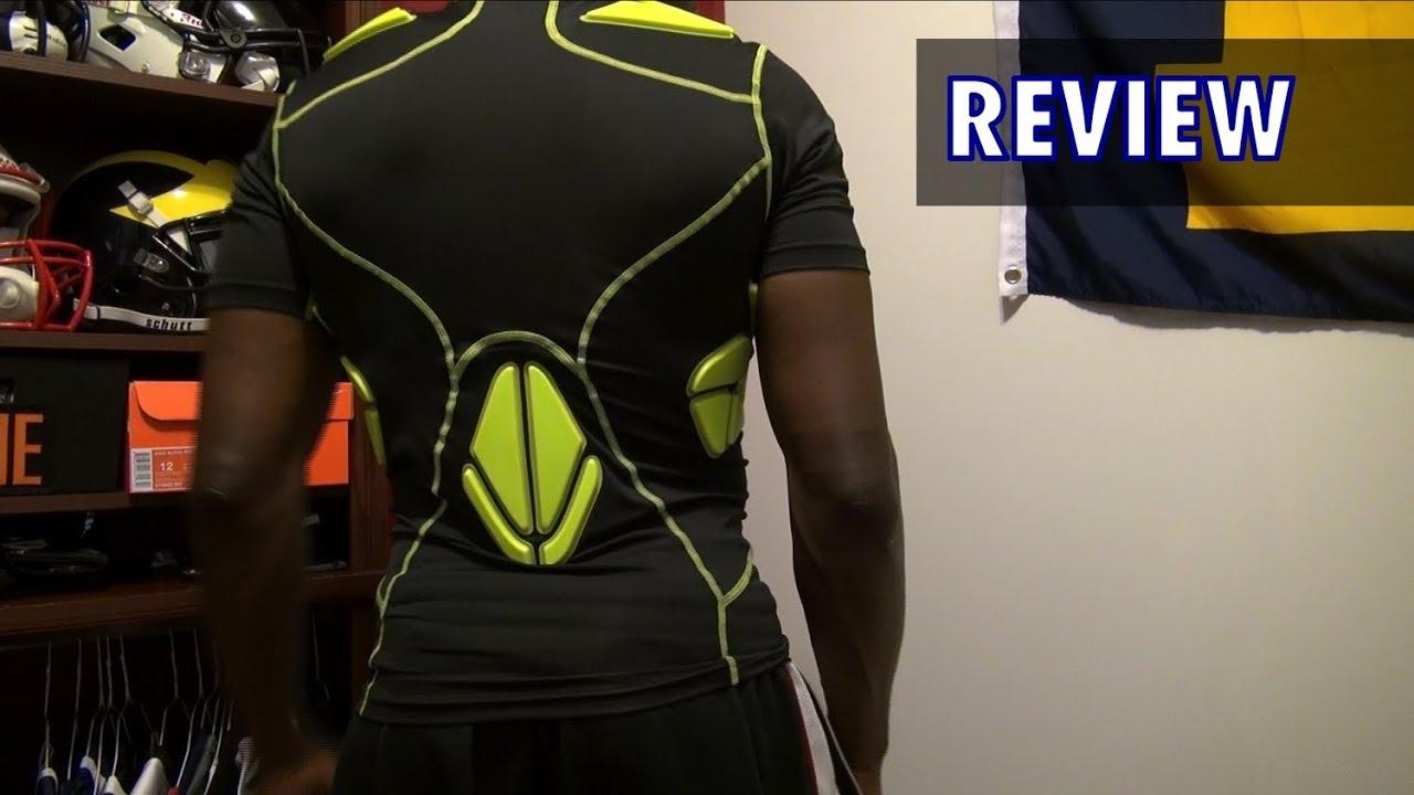Gameday Armour Short Sleeve Top Review - Ep. 115 - YouTube e5a4e4d87