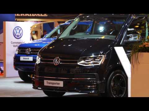 The Volkswagen Sportline | The CV Show 2017 | Volkswagen Commercial Vehicles
