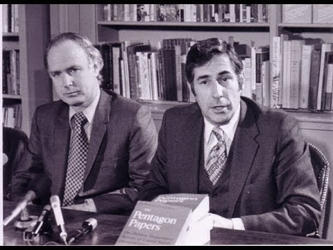 The Pentagon Papers Released: Top-Secret Study on the Vietnam War (1971)