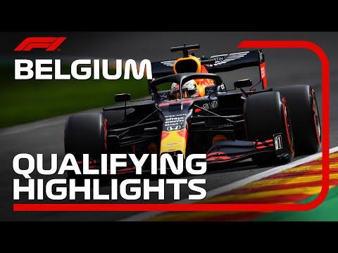 2020 Belgian Grand Prix: Qualifying Highlights