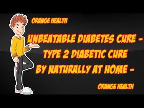 Orange Health - Unbeatable Diabetes Cure - Type 2 Diabetic Cure By Naturally at Home - Orange Health