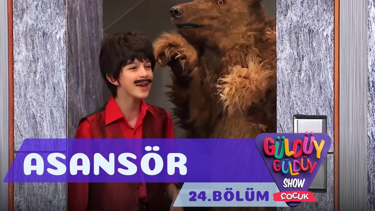 Güldüy Güldüy Show Çocuk 24.Bölüm - Asansör
