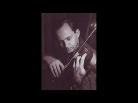 Gluck/Kreisler - Mélodie from Orfeo ed Euridice - Szymon Goldberg