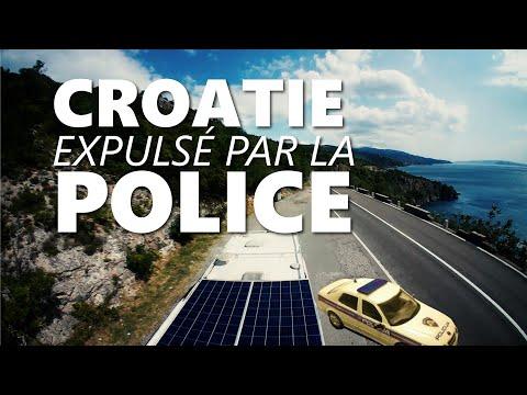 S3/E7 - La vérité sur le bord de mer en Croatie / vlog camping car - Van