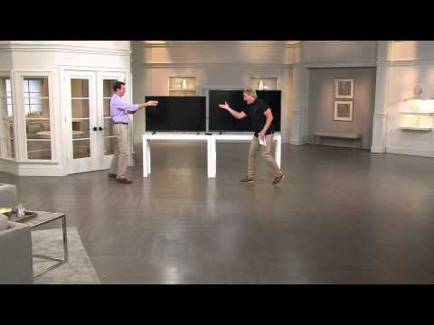 """LG 65"""" Ultra High Definition 4K Smart TV with App Package with Rick Domeier"""