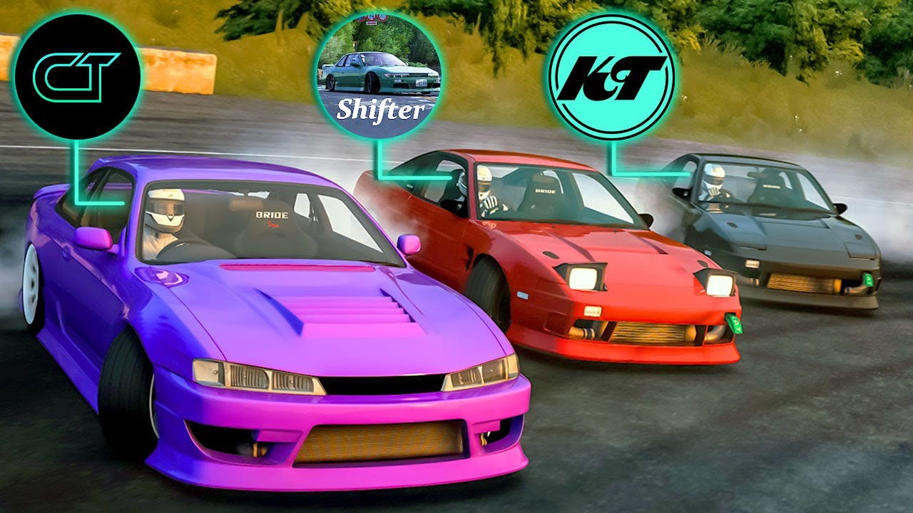 The best sim drifters in Assetto Corsa and more