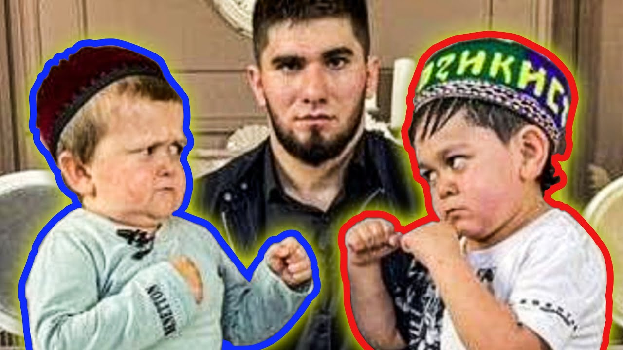 """""""Mini Khabib"""" Is 18 Years Old, But Looks And Sounds 5 - Science Explained"""