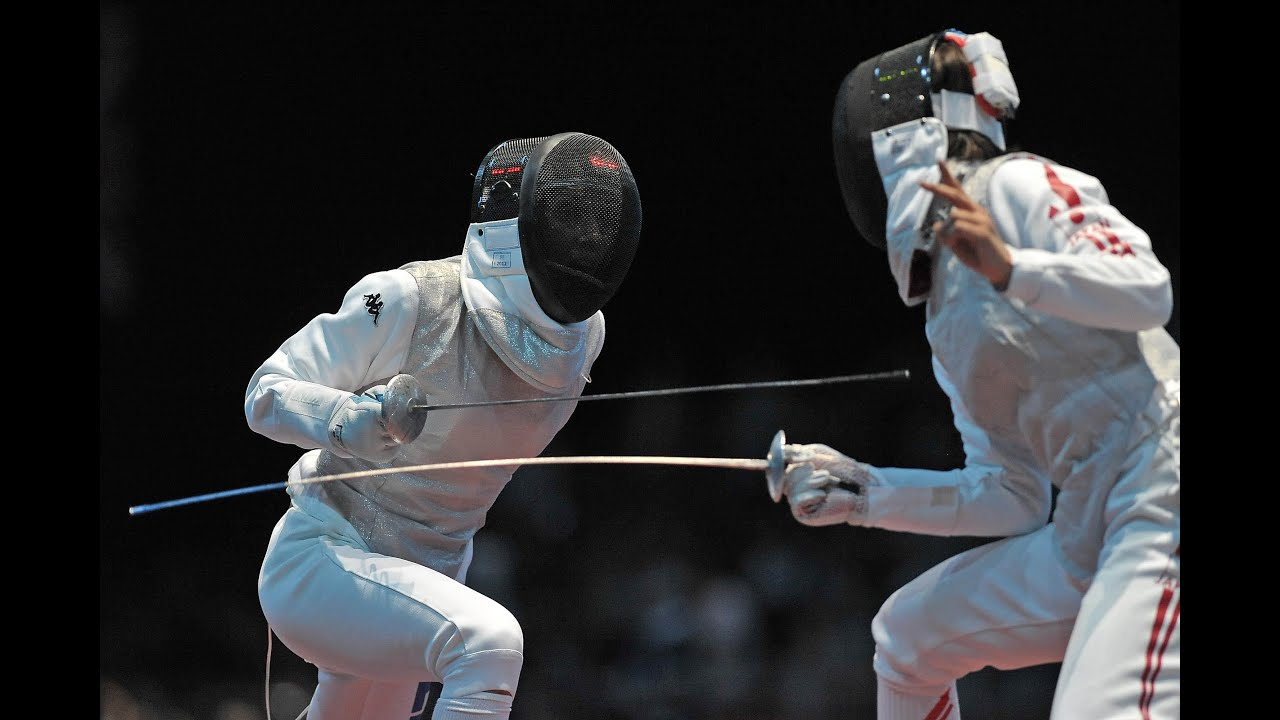 Fencing europeans women foil and men epee finals youtube