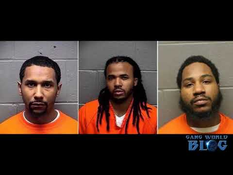 South Side Mob members busted in Atlantic County (New Jersey)