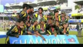 Cricket songs Munda pakistani Arslan.Star asia tv.mpg