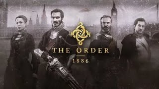 Стрим по The Order 1886 (Часть 1)