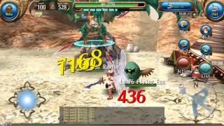 Cypherian's Solo Adventure: Subduing the Jade Raptor Toram Online: Dual Wield