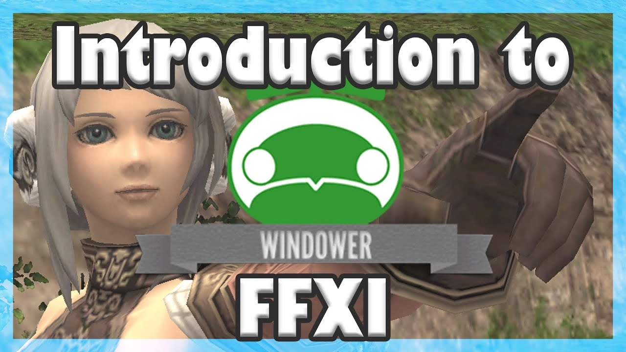 Introduction to Windower 4 - The FFXI Windowed Mode, Addon, and Private  Server Manager by Chris' Tutorials