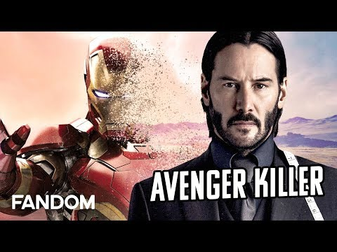 John Wick Takes Out The Avengers | Charting With Dan! - YouTube