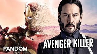 John Wick Takes Out The Avengers | Charting With Dan!